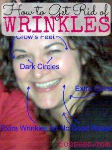 Get Rid of Wrinkles!