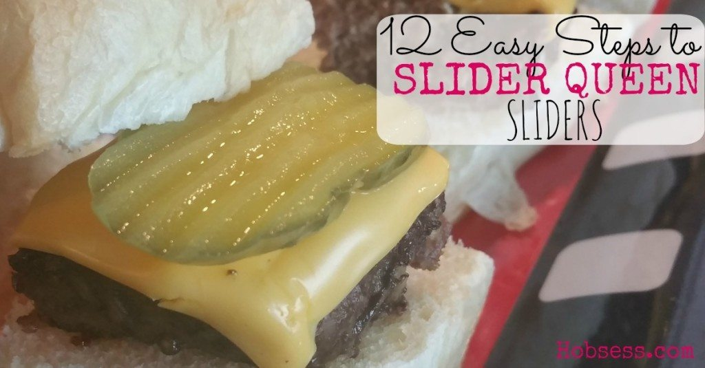 Slider Queen Sliders