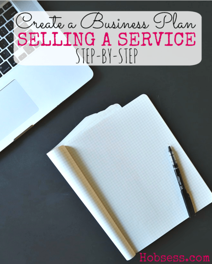 Business Plan for Services