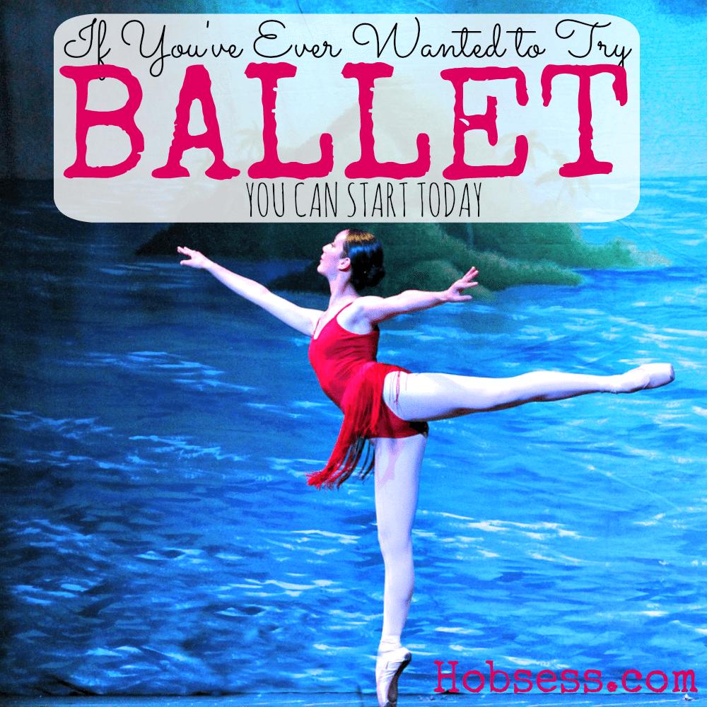Try Ballet