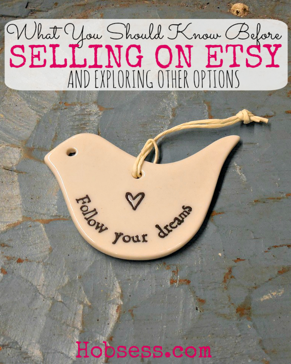 Etsy is a great place for artists to sell their products. However, there are several things you should know before selling on Etsy. Check out all the other options before making this very important decision.
