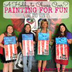 Painting as a Hobby – A Place to Start