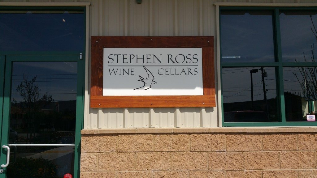 Stephen Ross Wine Cellars