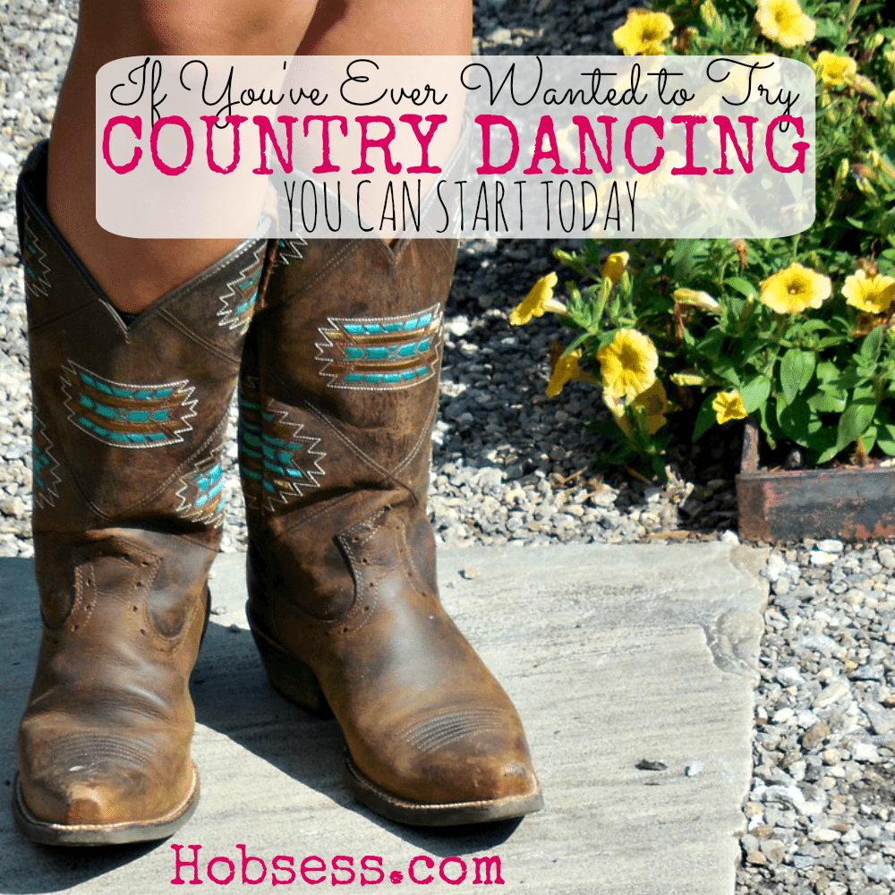 Try Country Dancing