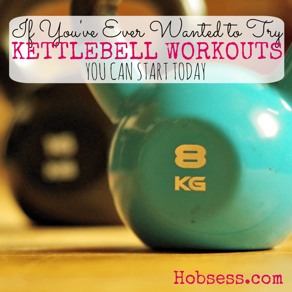 Try Kettlebell Workouts