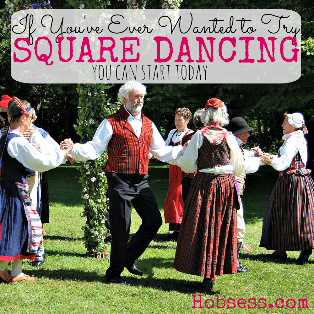 Go Square Dancing