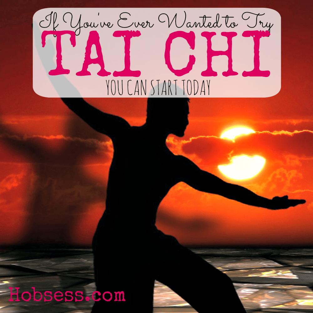 Try Tai Chi