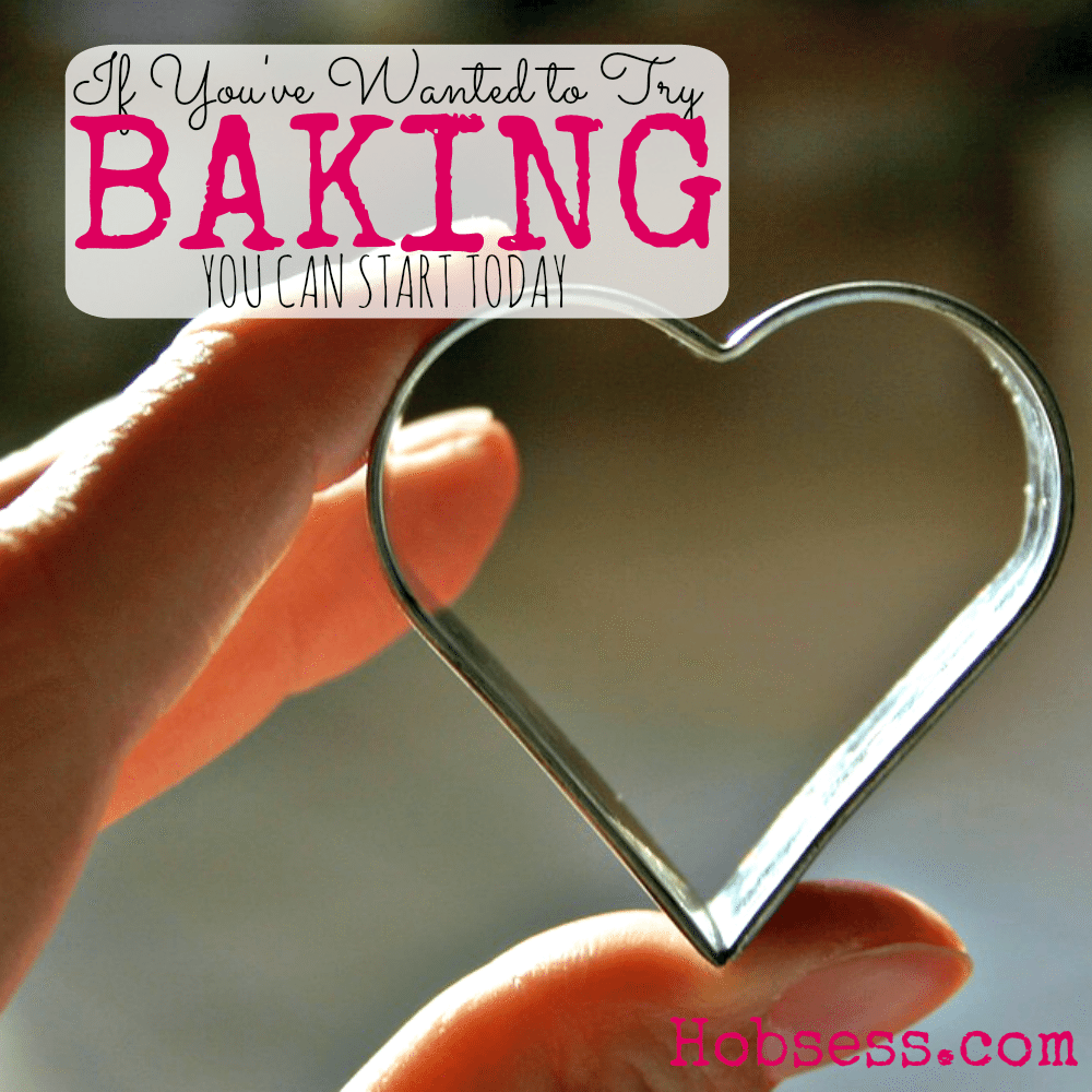 Try Baking