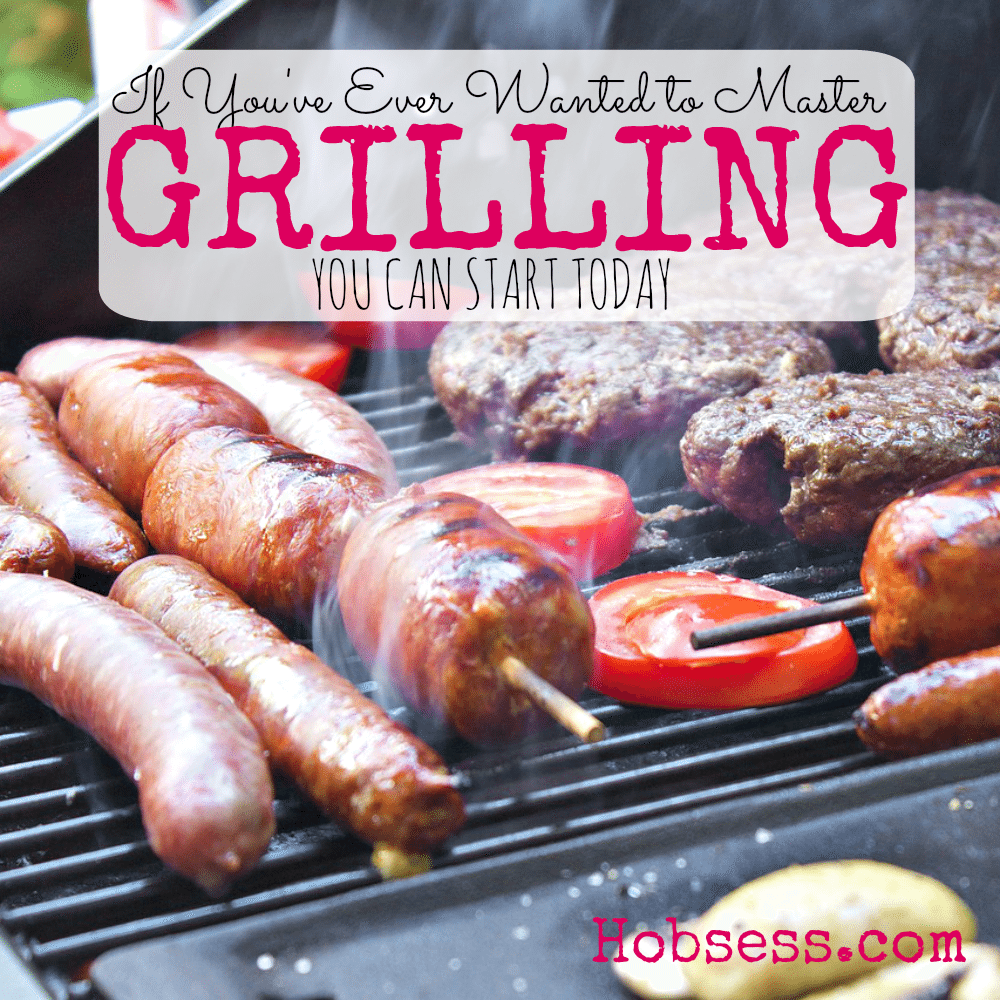 Try Grilling
