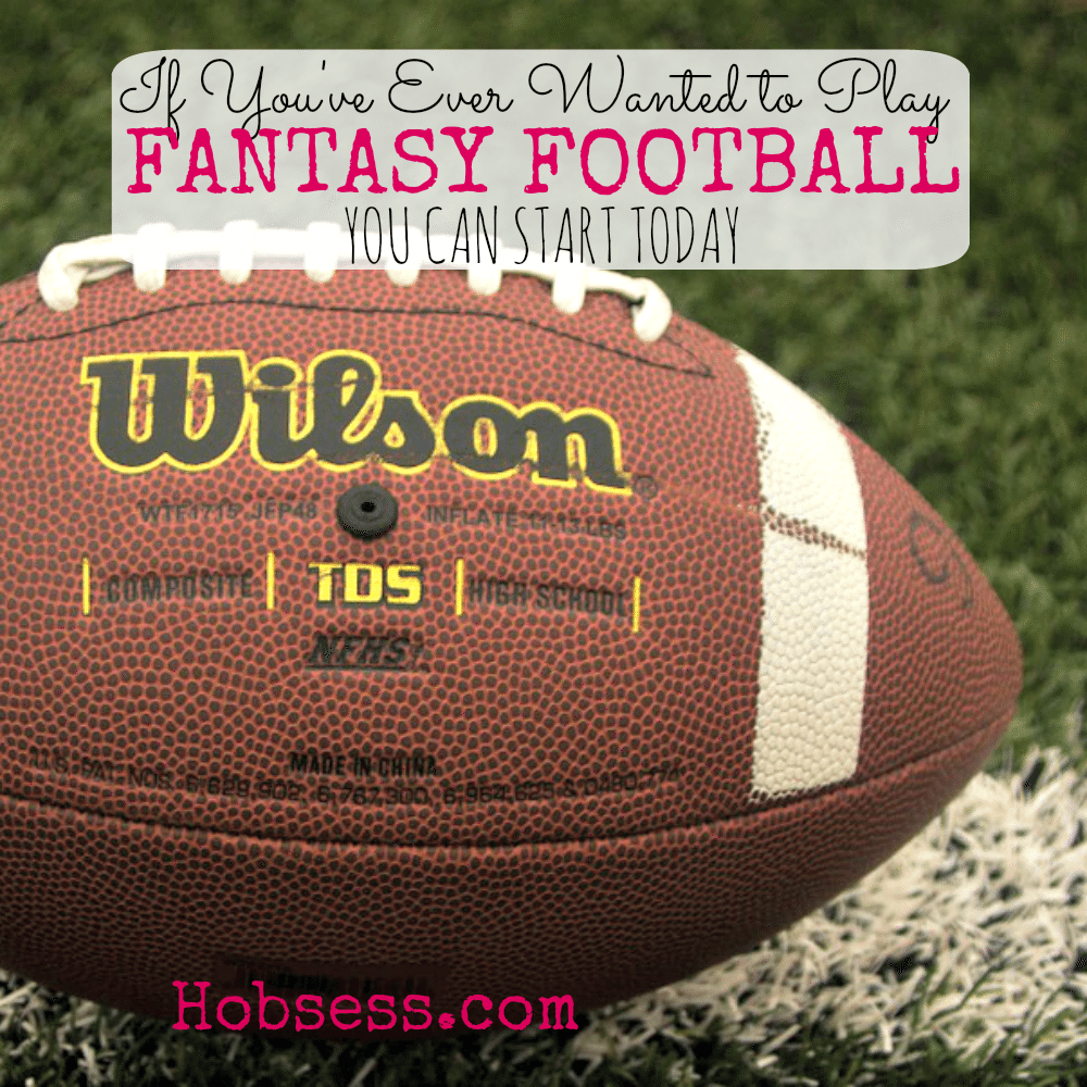 Play Fantasy Football