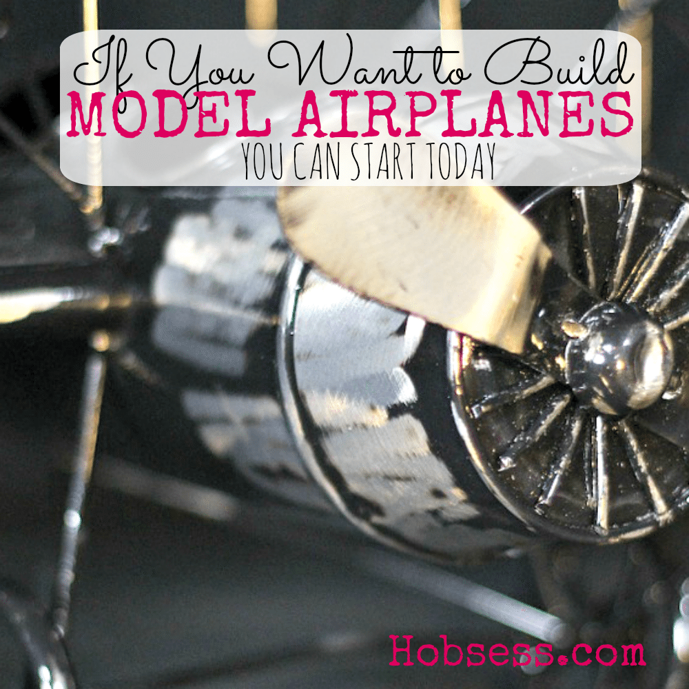 Build Model Airplanes