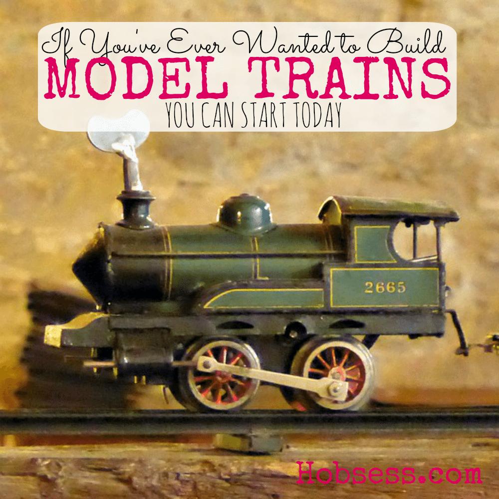 Build a Model Train