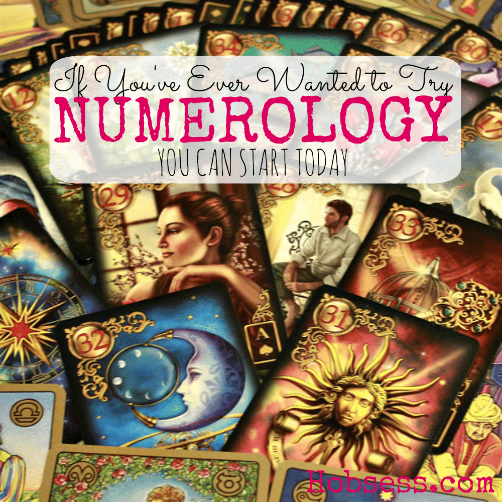 Try Numerology