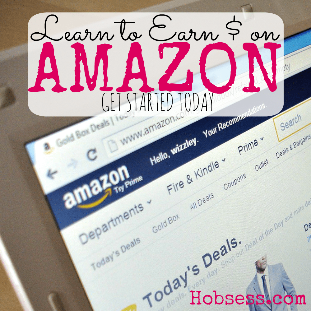 Earn Money on Amazon