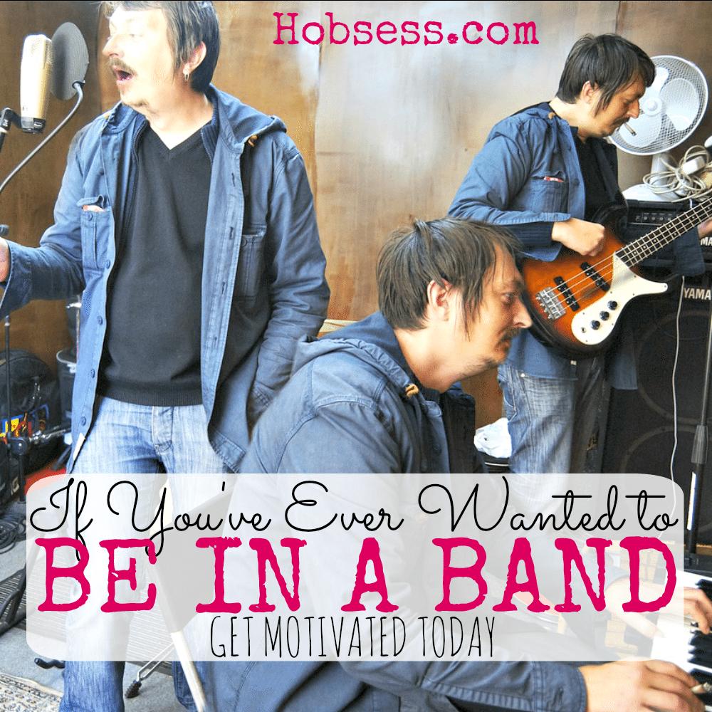 Start a Band