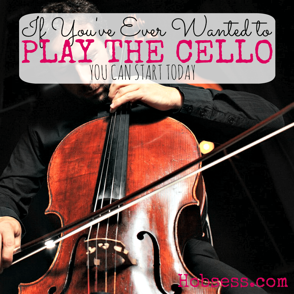 Play the Cello