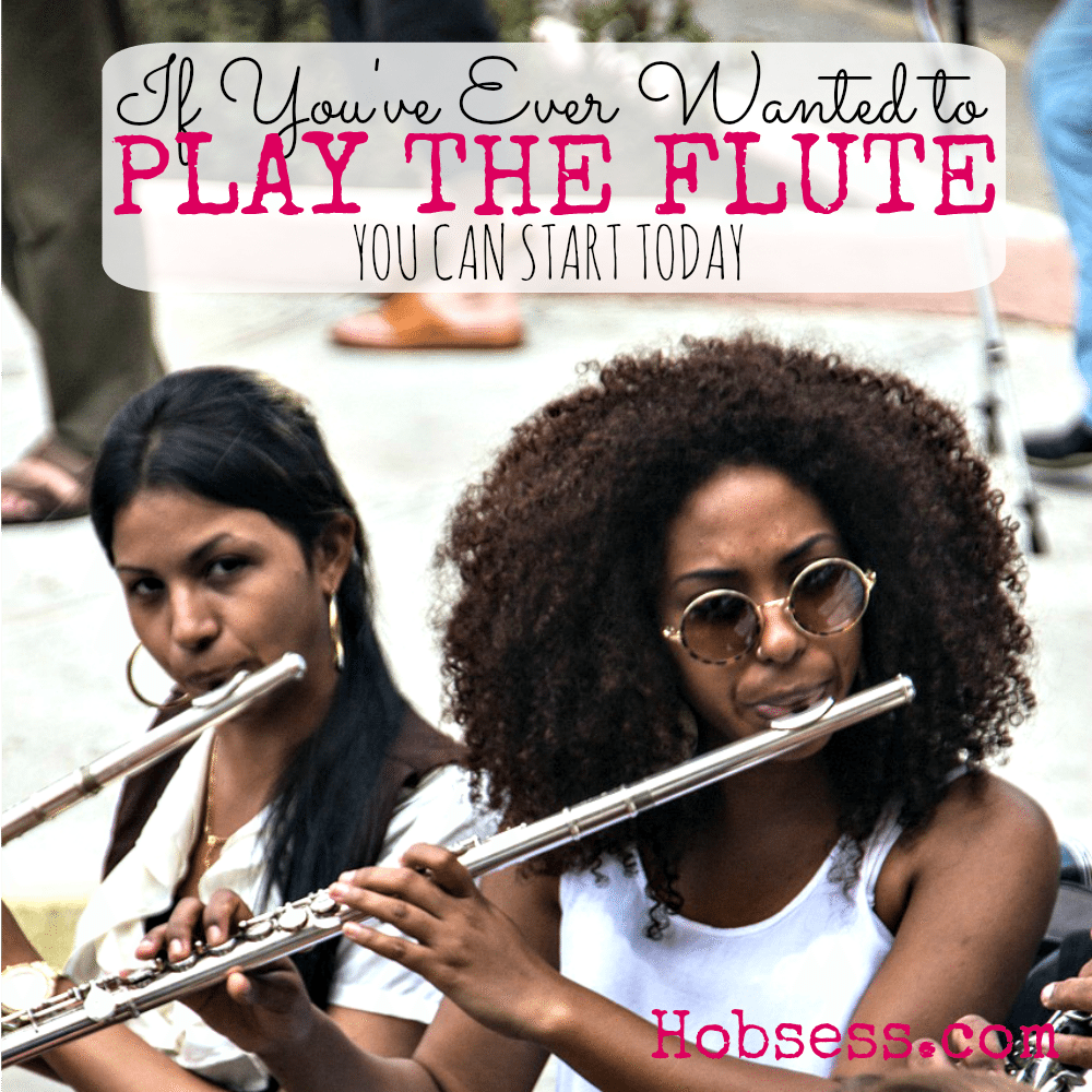 Play the Flute