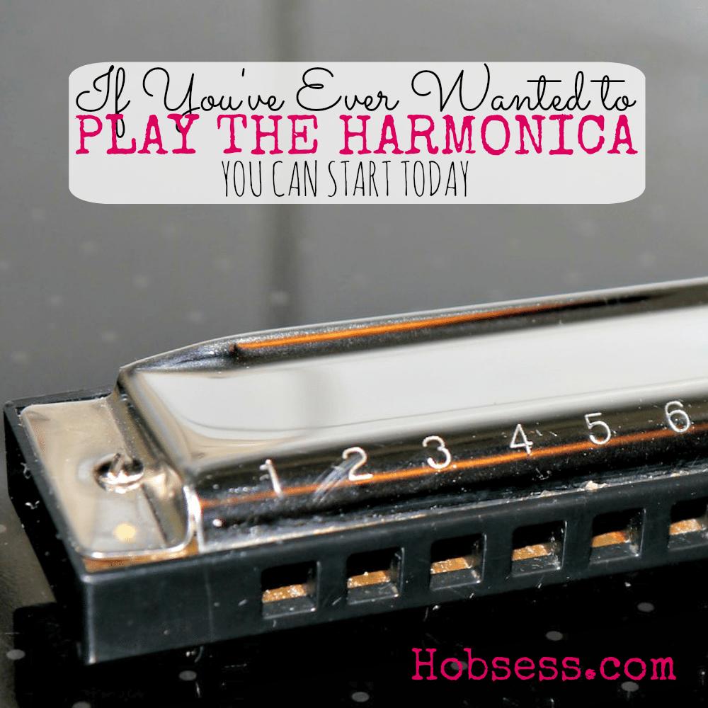 Play the Harmonica