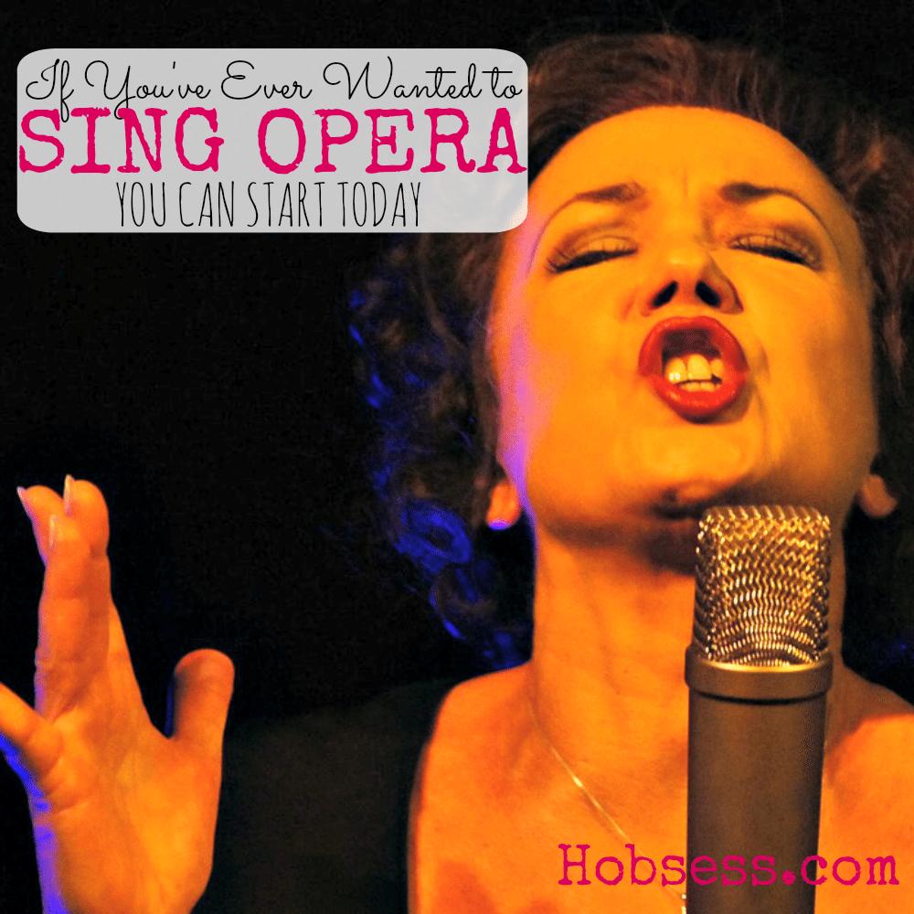 Sing Opera