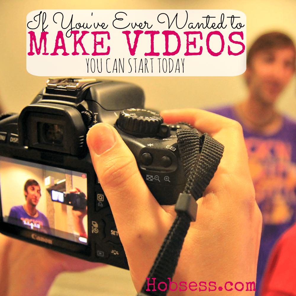 Make Videos