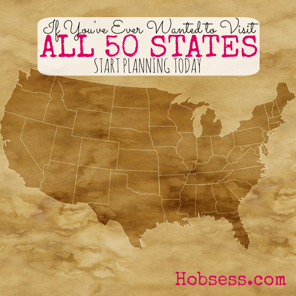 Visit All 50 States
