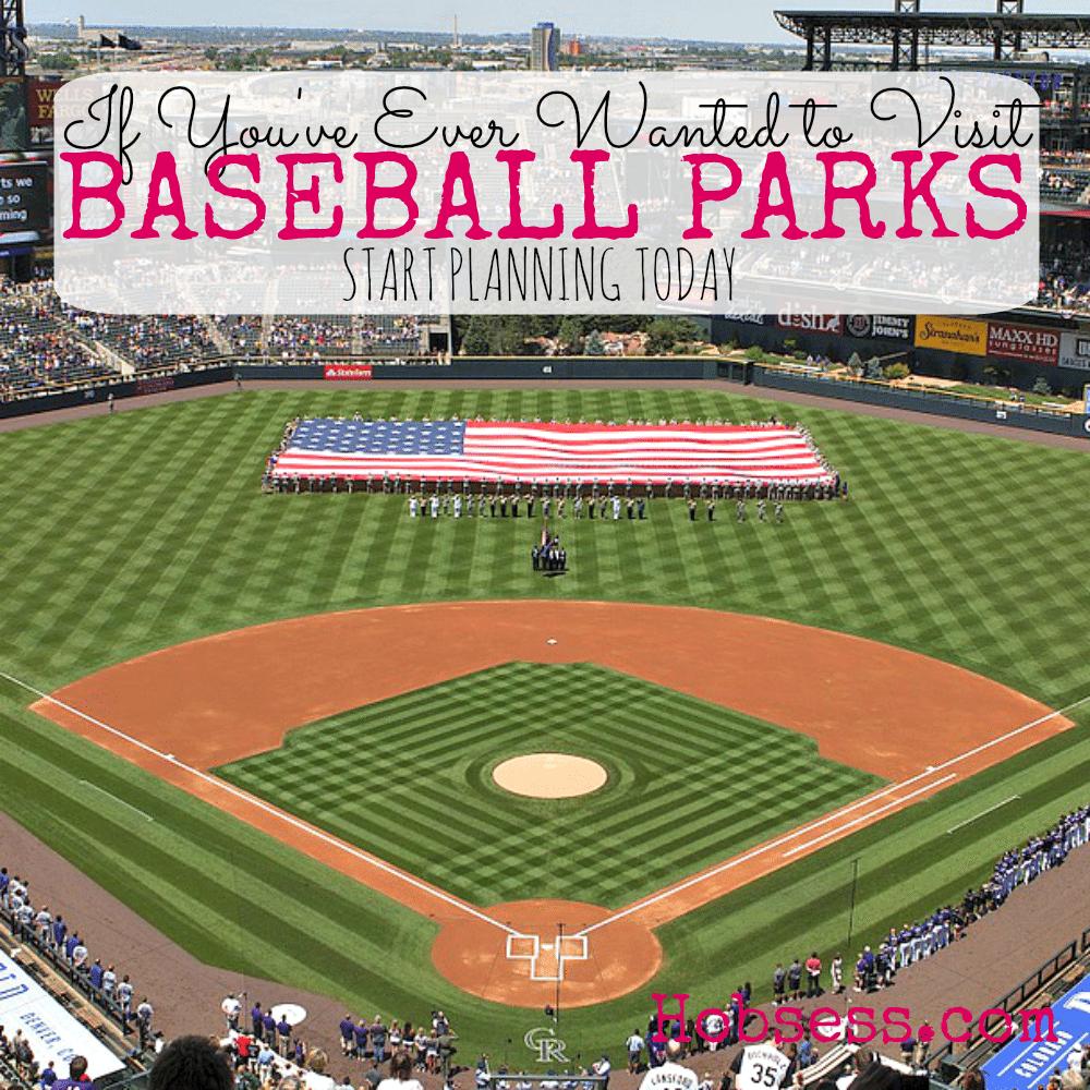 Visit Baseball Parks