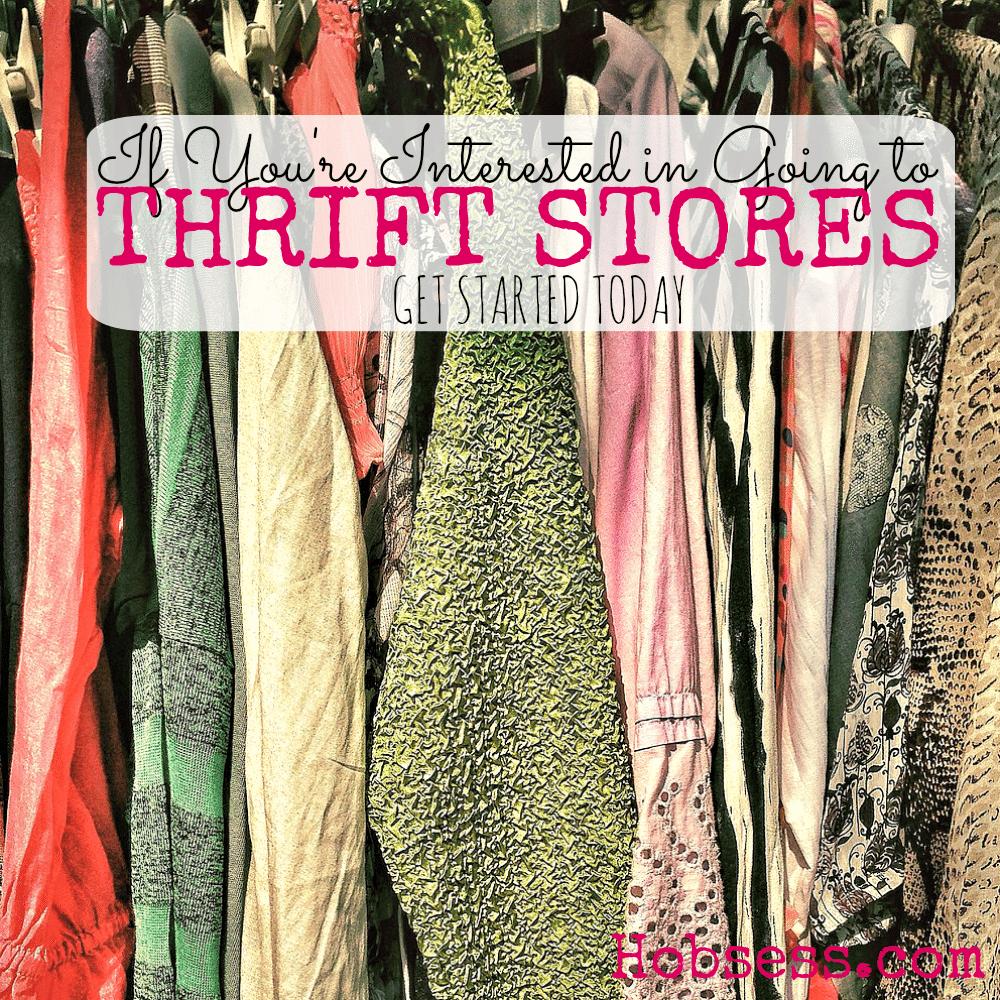 Thrift Stores