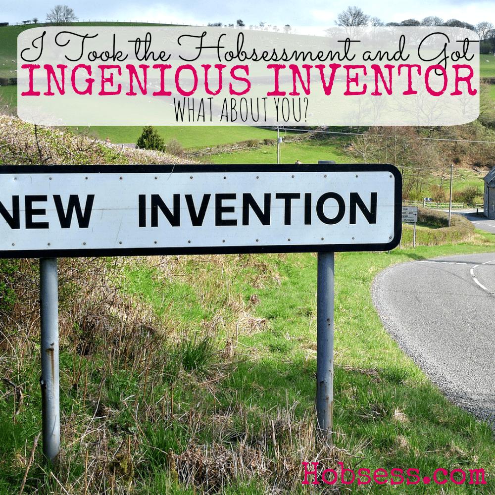 Ingenious Inventor