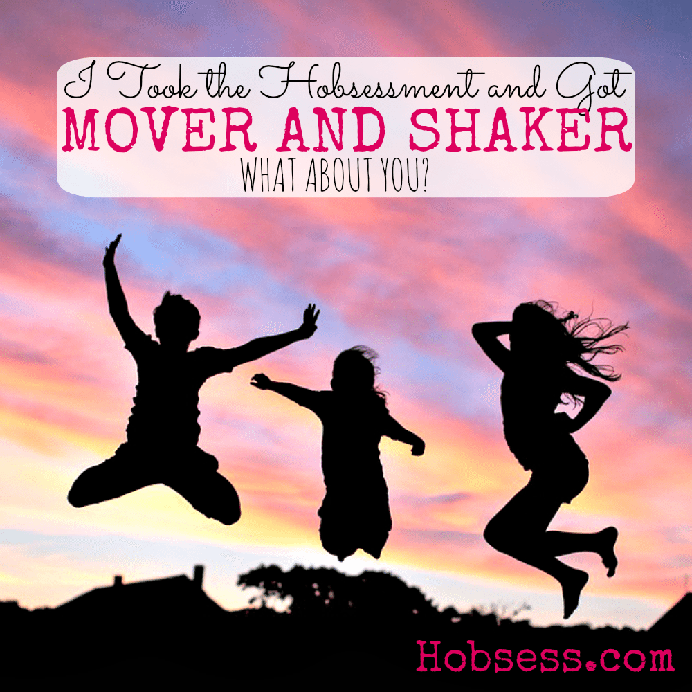 Mover and a Shaker