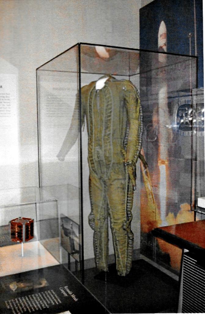 U-2 Flight Suit