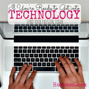 Get a Technology Hobby