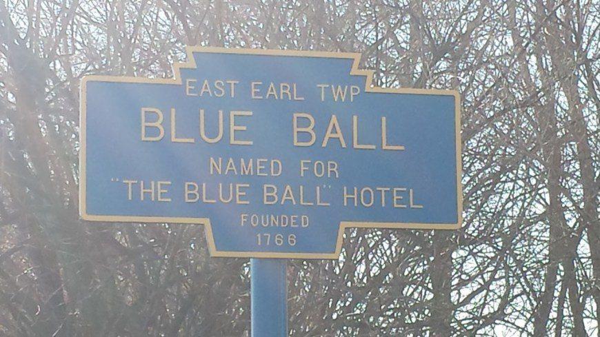 Blue Ball, PA