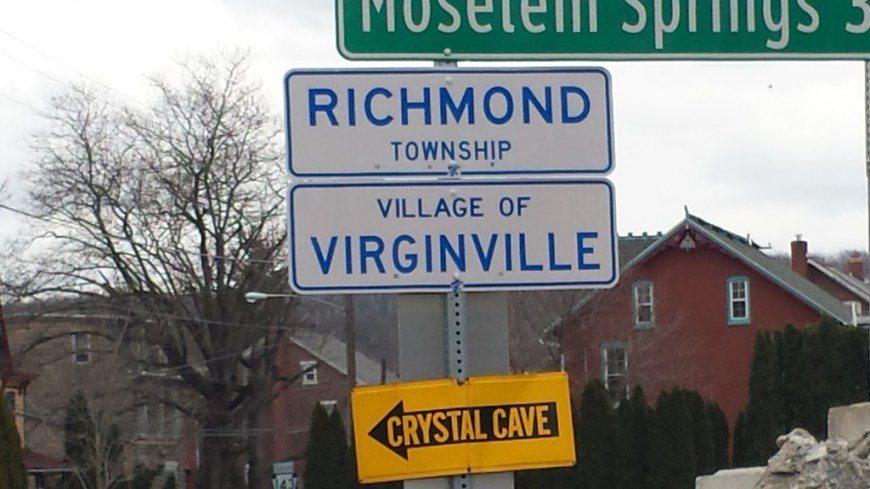 Virginville, PA
