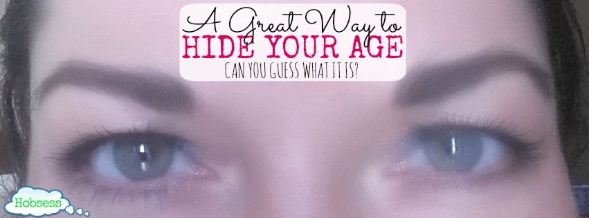 Hide Your Age