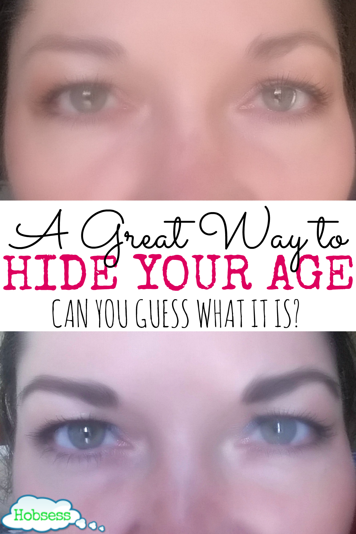 Hide Your Age Trick