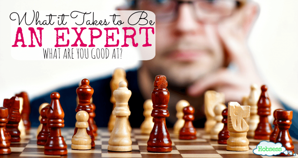 Do You Have What it takes to be an Expert?