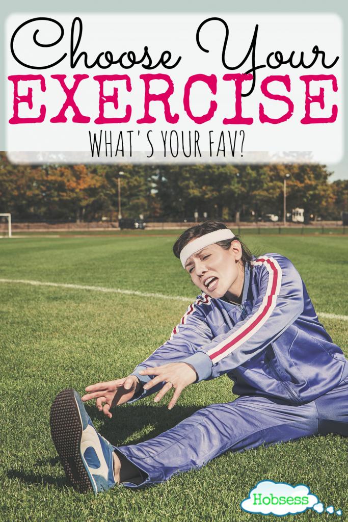 Exercise Hobby