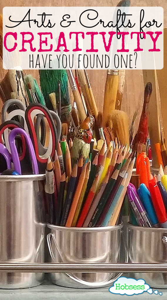 Arts and Crafts for Creativity