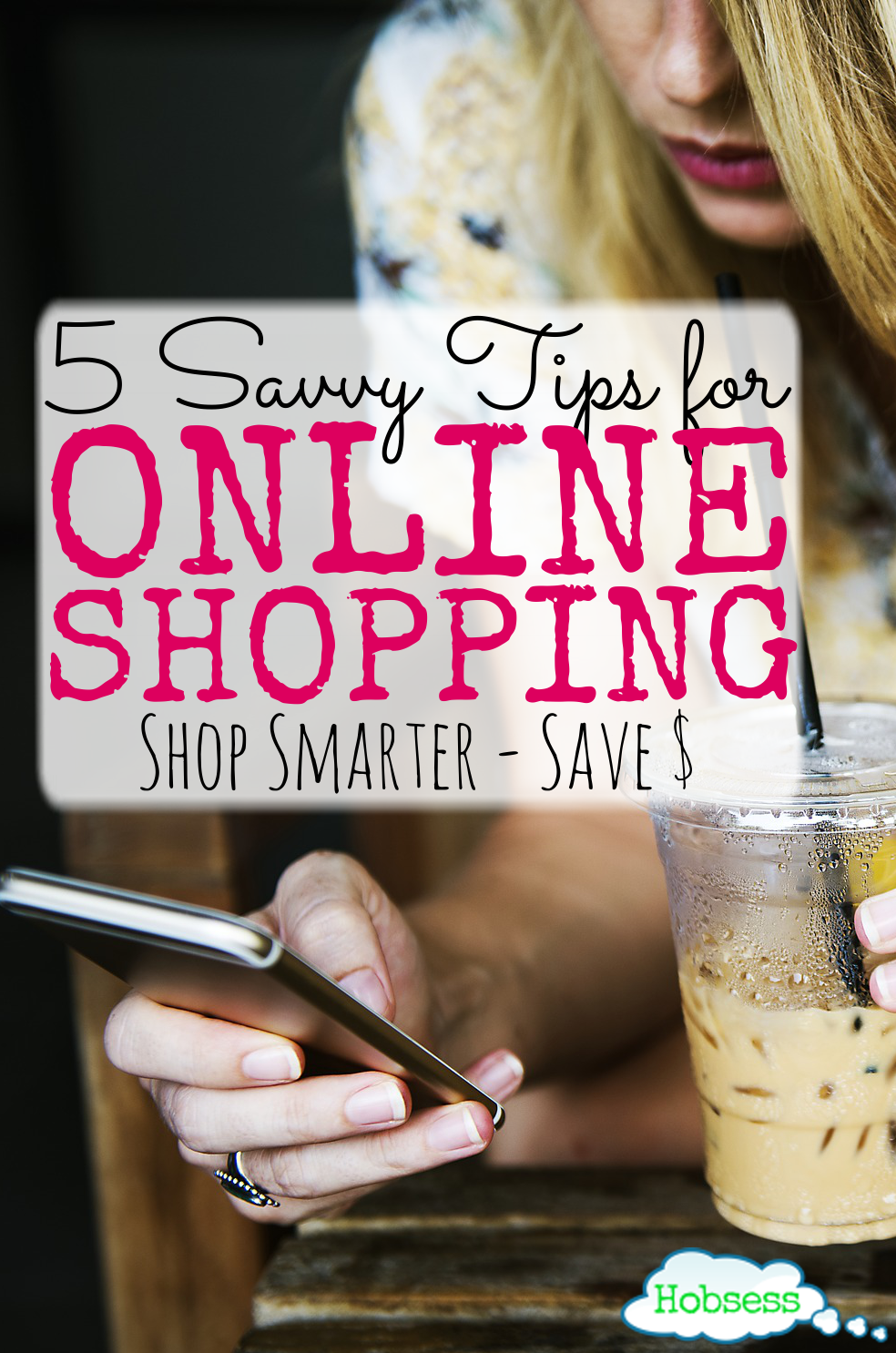Love shopping online? Follow these 5 easy money-saving tips.